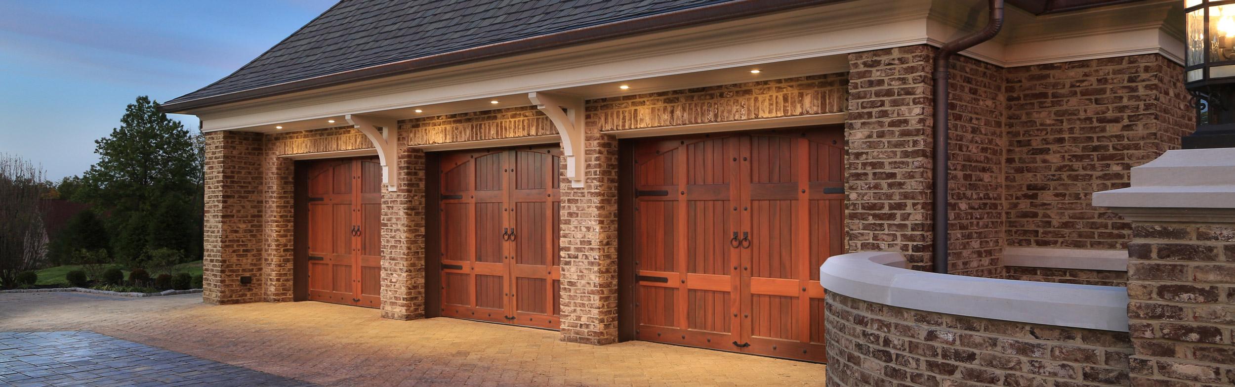 Reserve Wood Collection Custom Series Superior Door Llc
